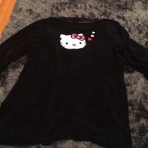 Hello kitty robe